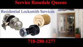 Locksmith Rosedale NY 718-280-1277 Rosedale Queens 24 Hour Locksmith Service in Rosedale 11422