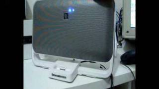 Dock Altec Lansing M602