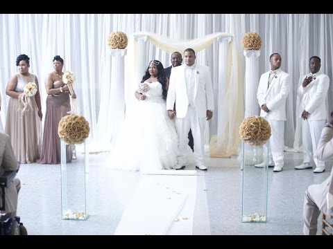 Shonda & TiRell Moore Wedding Ceremony // September 5, 2015 // Dir. Christopher C. Mosley