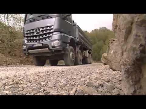 2c0759f9f شاحنة مرسيدس أروكس | عالم السرعة - YouTube