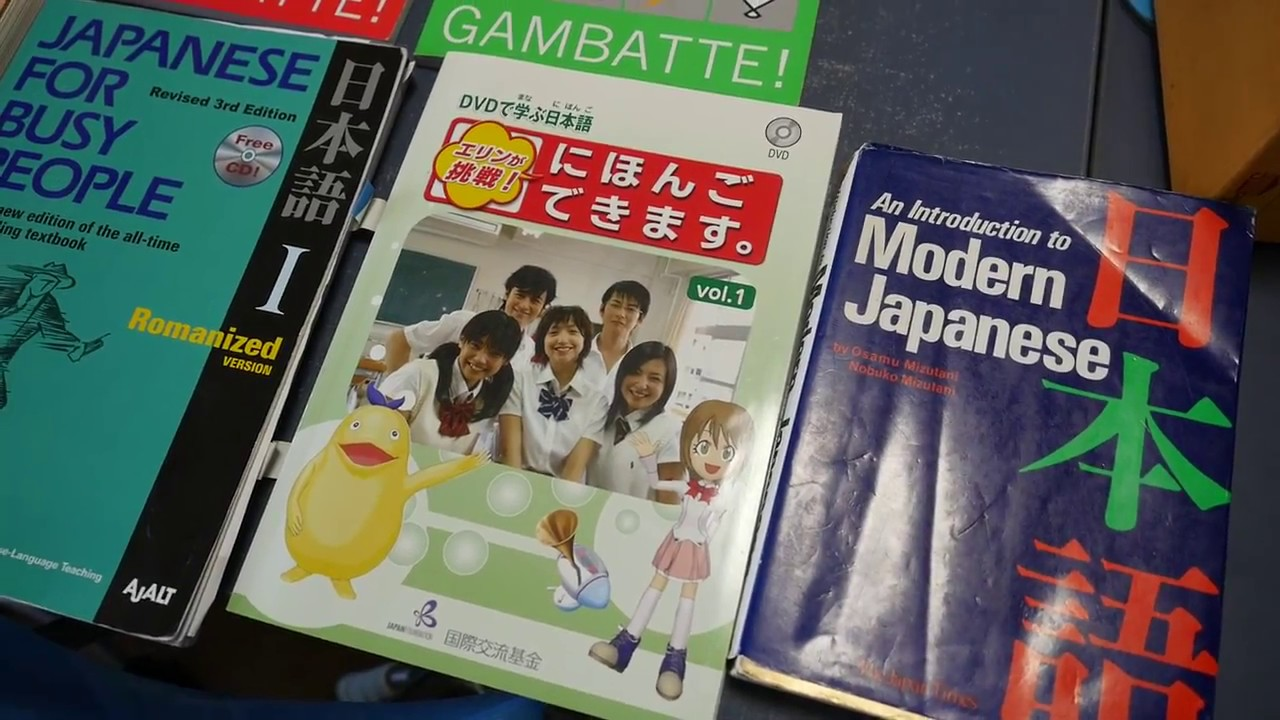 How to start studying Japanese