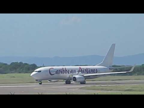 Caribbean Airlines at Norman Manley International Airport (NMIA)