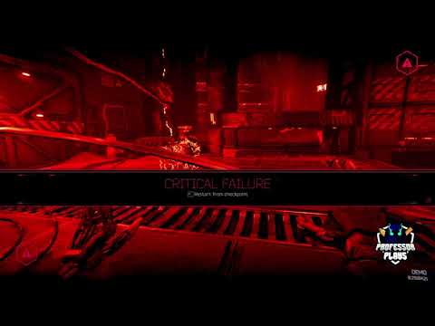 Let's Play Steam Game Festival - Ghostrunner Demo  