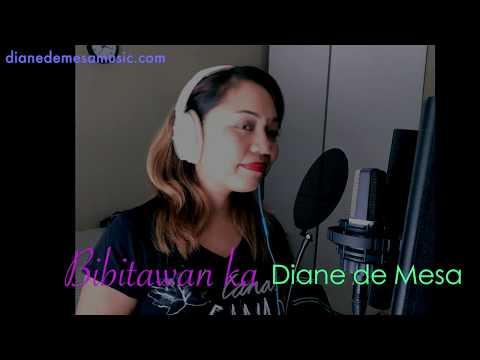 Bibitawan ka - Juris (Cover) - Diane de Mesa