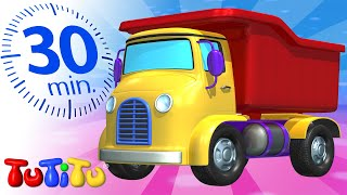 Toys on Wheels | Truck | TuTiTu Specials | 30 Minutes Special