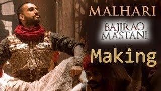 Making Of Malhari Song Launch | Bajirao Mastani | Ranveer Singh, Priyanka Chopra & Deepika Padukone