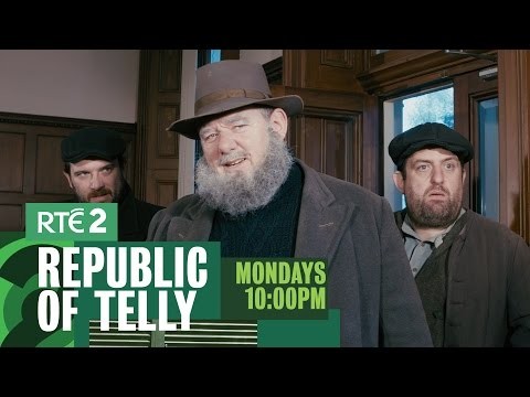 RTÉ: The Field | Republic of Telly | Mondays, 10:00PM, RTÉ2