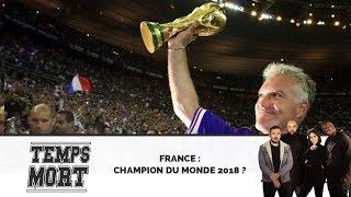 LA FRANCE VA-T-ELLE GAGNER LA COUPE DU MONDE 2018 ? #TempsMort avec JAZZY BAZZ 12/06/18