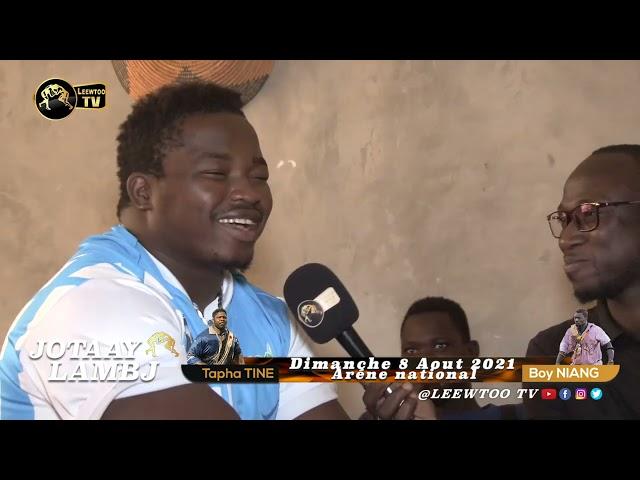 Doudou Sané révèle pourquoi il est devenu lutteur (première partie)