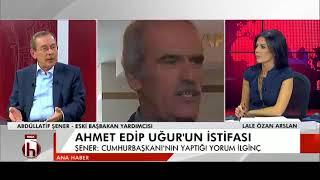 Halk Tv AnaHaber Abdüllatif Şener 02.11.2017