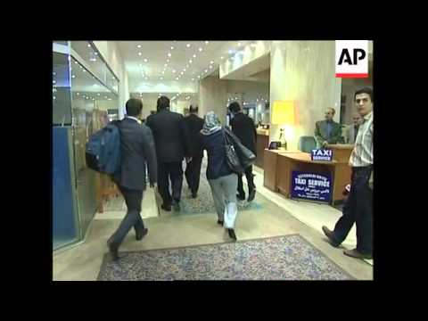 EU foreign policy chief arrives in Tehran for talks