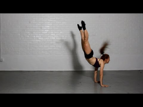 Fight song - contemporary dance choreo by Martina Steflova