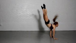 Fight song - contemporary dance choreo by Martina Steflova