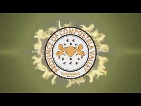 Compostela valley  logo animation in afterFX