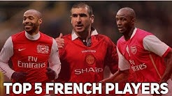 The TOP 5 French Premier League players of all-time   The Football Terrace