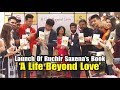 """Meet Bros At The Book Launch Of Ruchir Saxena's """"A Life Beyond Love""""   Sudhesh Lehri"""