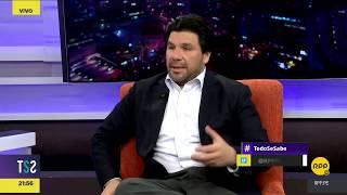 Todo Se Sabe │Entrevista al periodista Carlos Paredes