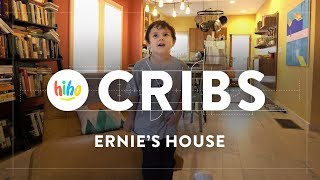 Ernie Gives us a House Tour HiHo Cribs HiHo Kids