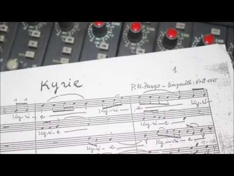 Kyrie Eleison, de l'Abbé Pierre Michel Pango