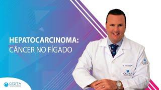 Fígado pés de inchados e câncer