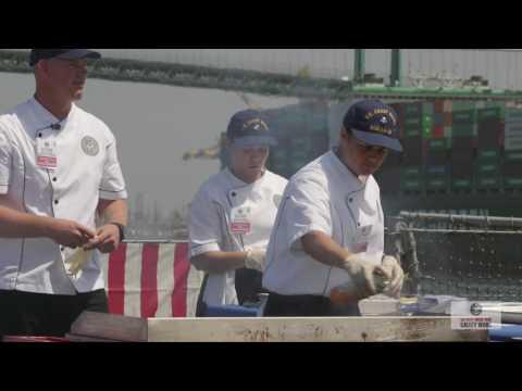 Galley Wars at LA Fleet Week 2016