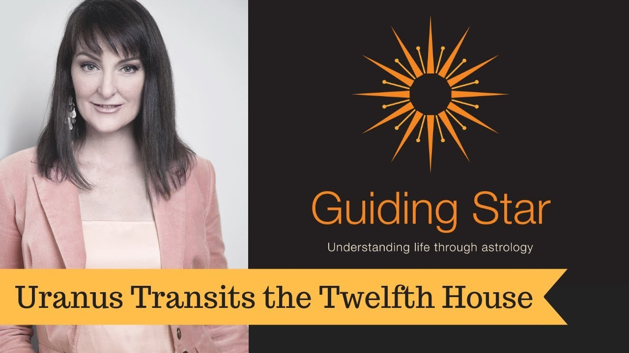 FREE Astrology Lessons - Uranus Transits the 12th house