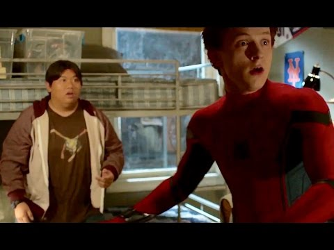 *Tom Holland fans* The Moment You Find Out Your Friend is Spider-Man. EXCLUSIVE from Homecoming