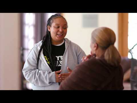 Antioch Voices - Mary Evans '20