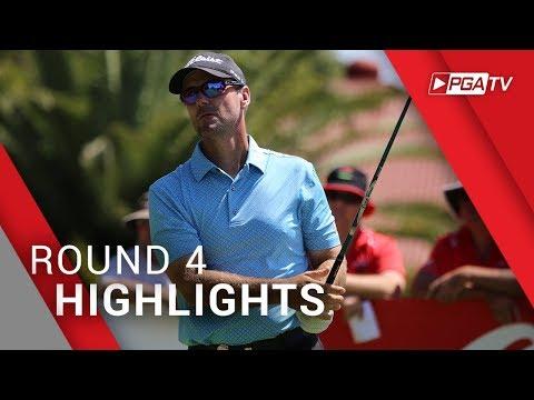 Round 4 Highlights - 2018 Coca-Cola QLD PGA Championship