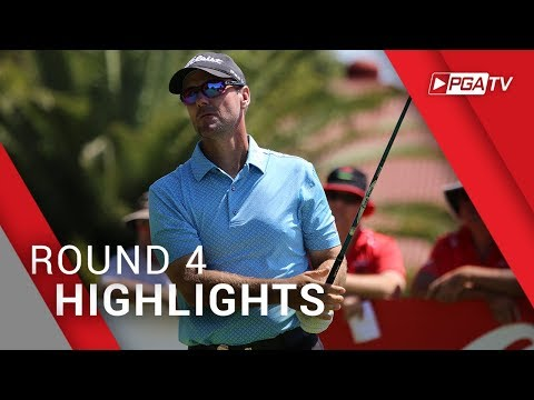 Round 4 Highlights - 2018 Coca-Cola QLD PGA Championship