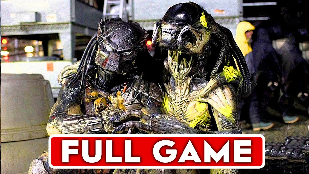 Download ALIENS VS PREDATOR REQUIEM Gameplay Walkthrough Part 1 FULL GAME [1080p HD 60FPS] - No Commentary