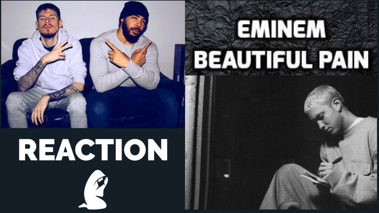 Eminem - Beautiful Pain (Music Video) ft. Sia REACTION ...