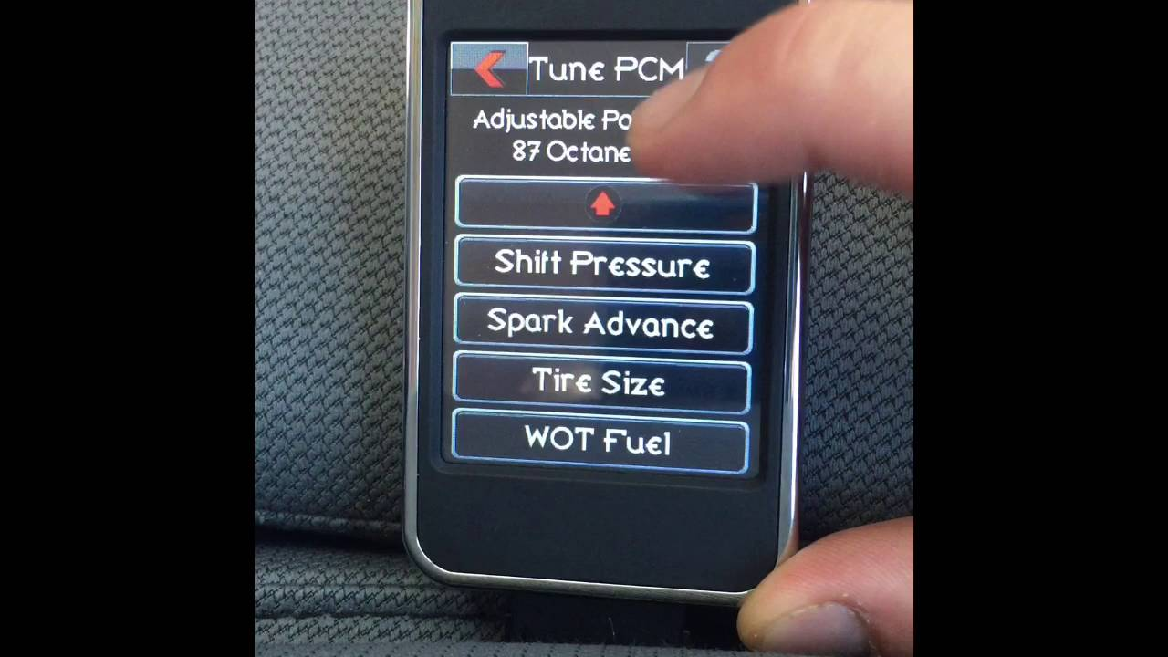 How To Program Your Vehicle Using A Diablosport Intune I-1000