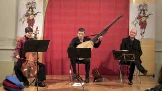 Ensemble La Rêveuse, Ayre de Nicholas Lanier, Divisions de G.Finger