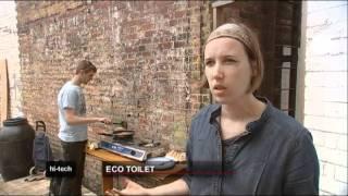euronews hi-tech – غاز المطبخ من المرحاض