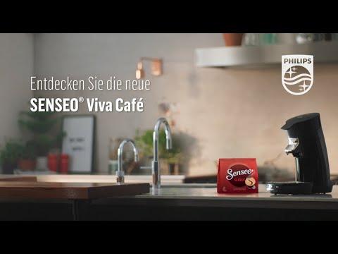Die Neue Senseo Viva Cafe Hd6563 Mit Crema Plus Und Kaffeestarkewahl