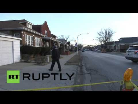 USA: Five adults, 1 child found stabbed to death in Chicago