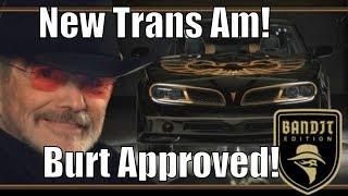 2018 Trans AM!! FINALLY!! New York International Auto Show 2018! NYC!