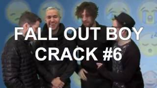 Fall Out Boy ~ CRACK #6 (ft. Brendon Urie..)