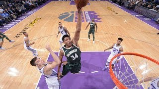 Best Dunks from Week 7 of the NBA Season (LeBron, Giannis, Donovan Mitchell and More!)