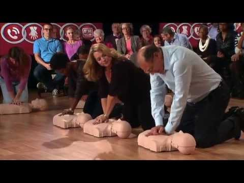 SECOND OPINION |CPR IN AMERICA | LINK 2 HANDS-ONLY CPR DEMO
