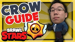 🐦CROW GUIDE Brawl Stars | Landi Top 10 Global Player Rank 1 Germany |