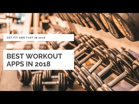 Top Fitness Apps for 2018 | ThatModernDude