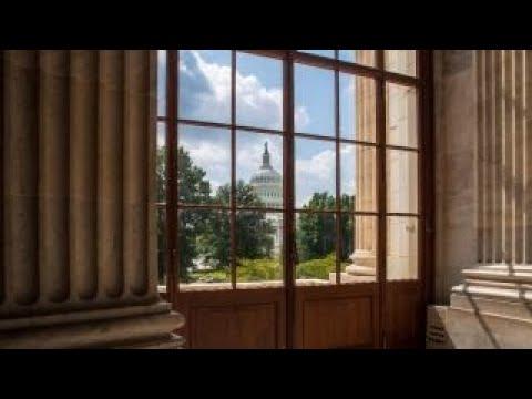 Trump pressures Congress