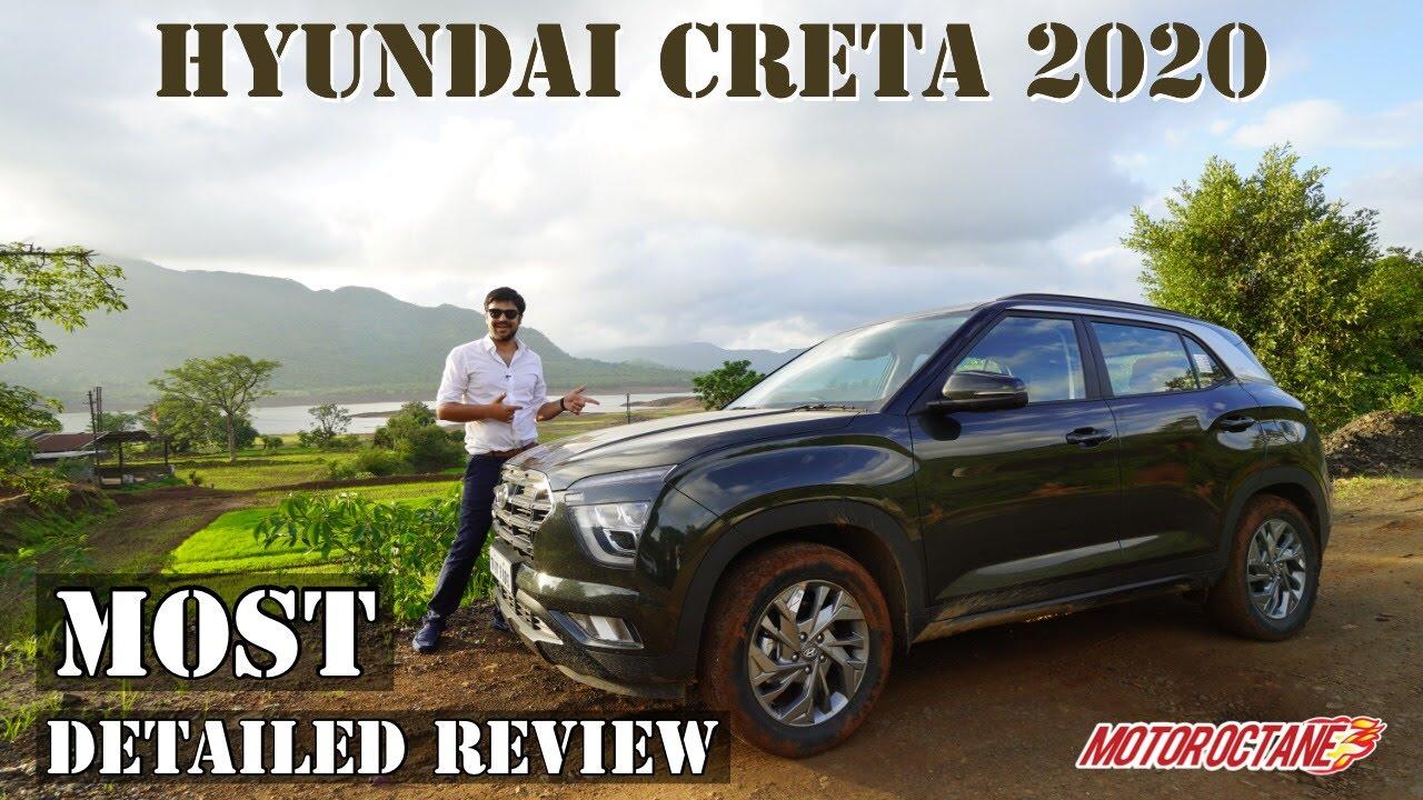 Hyundai Creta 2020 Most Detailed Review Youtube