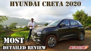 Hyundai Creta 2020 - Most Detailed Review
