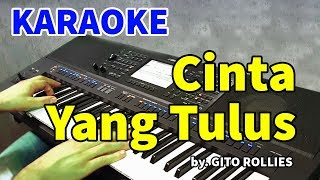 Download Mp3 Cinta Yang Tulus - Gito Rollies | Karaoke Hd