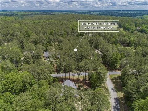 Homes for Sale - 1280 Winged Foot Dr, Greensboro, GA