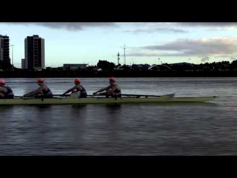 Churchie Rowing - Open First VIII 2015