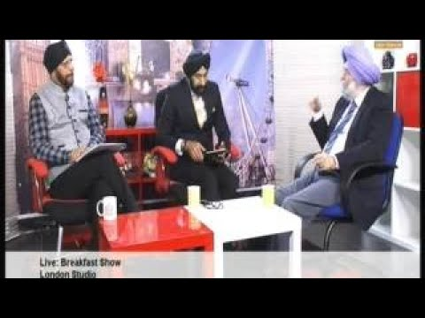 Interview with H S Phoolka '84 Advocate and Human Rights Lawyer